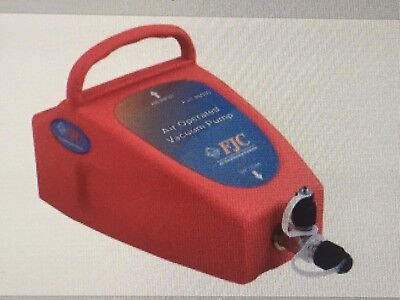 VACUUM PUMP *FJC PRODUCTS 1.3 CFM Air Operated  #6900