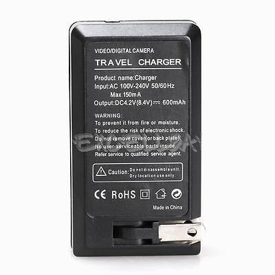 BP-85A Camera Battery Charger for Samsung PL210 WB210 SH100 BP85A E0Xc