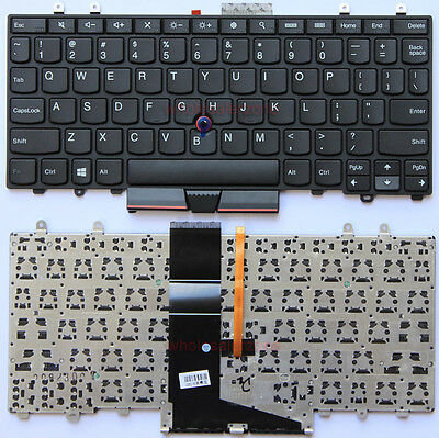 NEW for lenovo IBM Thinkpad Tablet 2 series laptop US Keyboard backlit