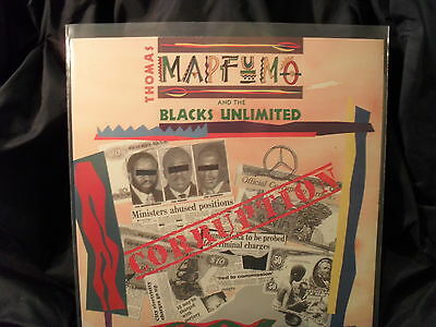 Thomas Mapfumo and the Black Unlimited - Curruption