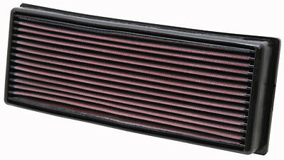 K&N Air Filter Element 33-2001 (Performance Replacement Panel Air Filter)