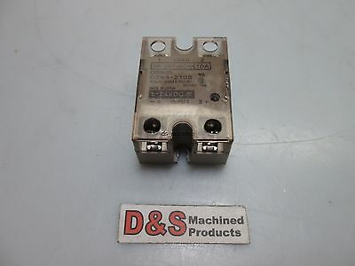 Omron G3NA-210B Solid State Relay 5-24VDC, 24-240VAC