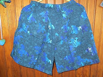 Hippie Boys Childrens Batik Rayon Everyday Summer Shorts by Peaceful People NEW