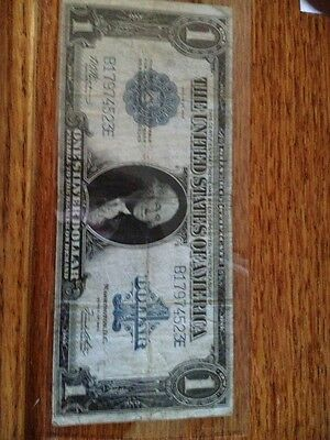 1923 Large Size Silver Certicate Circulated