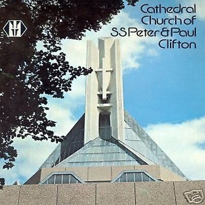 Clifton Cathedral Cattedrale Chiesa Churc Peter Paul