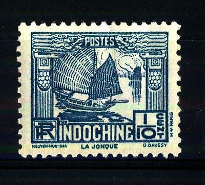 "INDO-CHINA - INDOCINA - 1931-1939 - ""La Jonque"""
