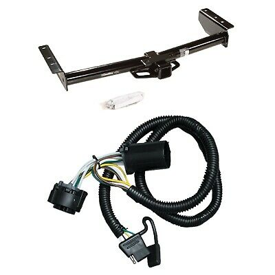 Draw-Tite Class III/IV Trailer Receiver Hitch & Wiring for 00-06 Yukon / Tahoe