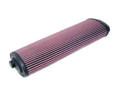 K&N Air Filter Element E-2657 (Performance Replacement Panel Air Filter)
