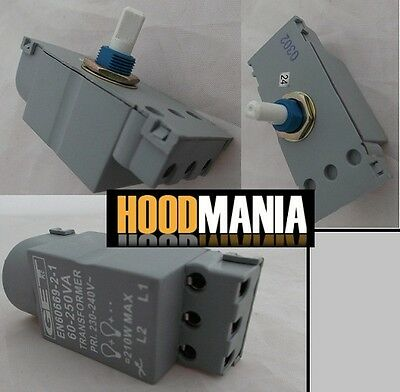 Replacement Dimmer Switch Module 60-250w Push on/off Rotary