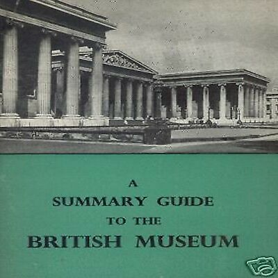 Guide Guida British Museum Illustrata English Foto Rare