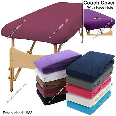 Couch Cover For Massage Tables - WITH FACE HOLE