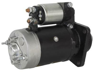 NEW 12 VOLT CW 9 TOOTH STARTER MOTOR FIAT TRACTOR 1250A 30-3043509 303043509