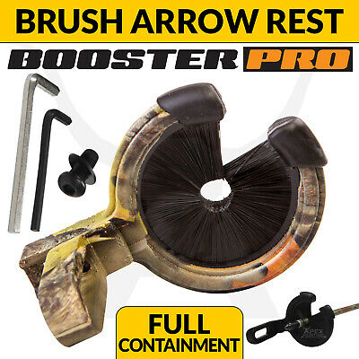 New Camo Full Brush Arrow Rest For Compound Bow Hunting And Archery