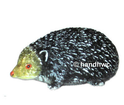 AAA 96674 Hedgehog Pet Animal Toy Model Figurine Replica - NIP