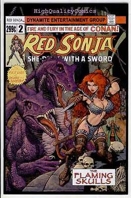 RED SONJA #2, NM, She-Devil, Sword, Mel Rubi, 2005, more RS in store
