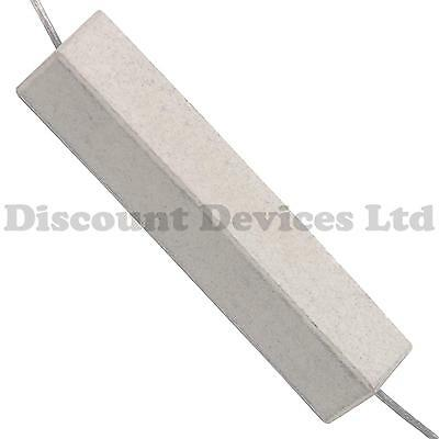 2x 1 ohm 10 W High Power Resistor 1R 10Watt