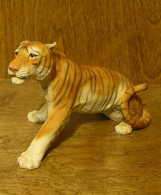 Castagna Animal Figurines #084 TIGER, Made in Italy, MIB from our Retail Store
