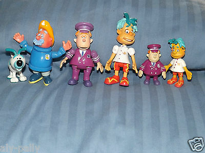 Engie Benjy Bengy Action Toy Figures Lots To Choose From Free Uk Postage