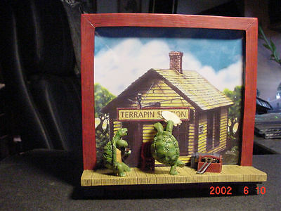 THE GRATEFUL DEAD TERRAPIN STATION  ART PLATE Stanley Mouse Jerry Garcia turtle