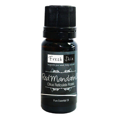 10ml Red Mandarin Essential Oil - 100% Pure, Certified & Natural - Aromatherapy