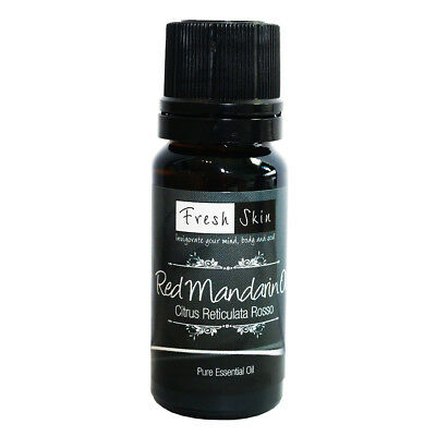 10ml Red Mandarin Pure Essential Oil