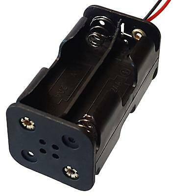 AAx4  AA x 4 Battery Holder With ~15cm Leads