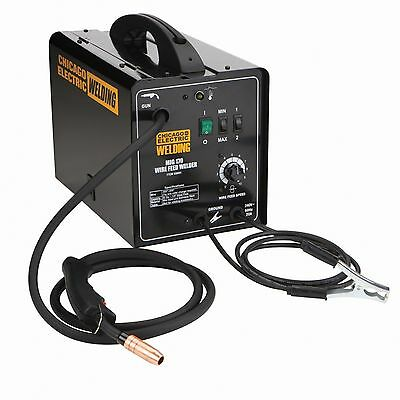 NEW 170 AMP WIRE WELDER 22 VOLTS 110 AMPS