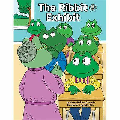 The Ribbit Exhibit: One Frog's Tale of a Leap of Faith - Cannella, Nicole DeRosa