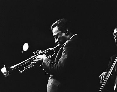 Miles Davis 4x6 Vintage Photography D237 at the Monterey Jazz festival