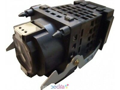 TV Lamp in Housing for SONY KDF-42E2000 OEM Equivalent Bulb with Housing