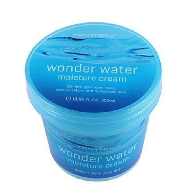 TONYMOLY Wonder Water Moisture Cream, Tracking number offered