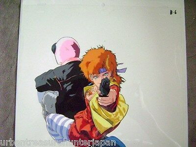 Megazone 23  Anime Production Cel