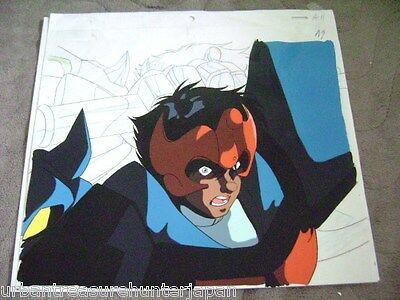 Tenkuu Senki Shurato Dan The King Hiba Anime Production Cel