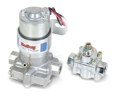 Holley 712-802-1 External Blue Electric Marine Fuel Pumps - HLY712-802-1