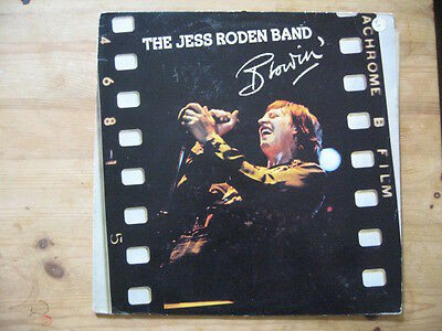 THE JESS RODEN BAND Blowin' ISLAND 1977