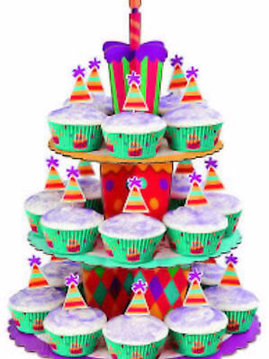 Celebration Cupcake Stand Kit from Wilton #134 - NEW