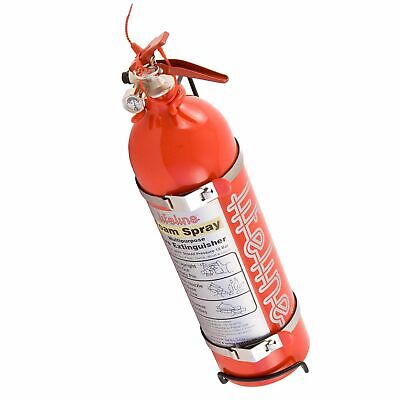 Lifeline Hand Held MSA Compliant Rally/Motorsport Fire Extinguisher 1.75 Litre