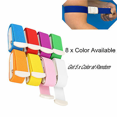 5×Quick Slow Release Medical Paramedic Outdoor Sport Emergency Tourniquet Buckle