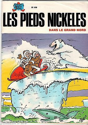 LES PIEDS NICKELES n°109 ¤ DANS LE GRAND NORD ¤ SPE EO 1980
