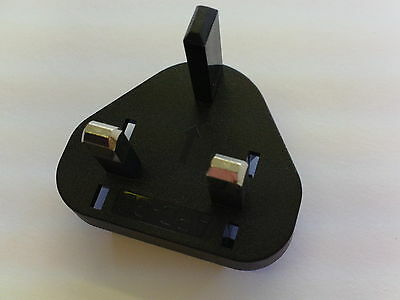UK Slide Attachment Plug Piece for Asian Power Devices APD WA-36A12 AC Adapter