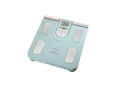 Omron OM-BF511 Turquoise Family Body Composition Fat & Skeletal Health Monitor