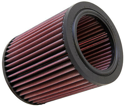 K&N Air Filter Element E-2350 (Performance Replacement Panel Air Filter)