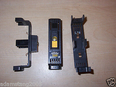 New Bussmann Sami-6I Indicating Fuse Cover 600V 35-60 Amp Lot Of 3