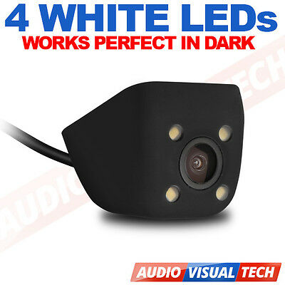 Xtrons 170° Car Reversing Reverse Back Up Camera 4 Leds Wide Angle Waterproof