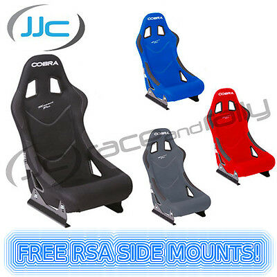 Cobra Monaco Pro Race/Racing/Rally/Competition/Track Bucket Seat - FIA Approved