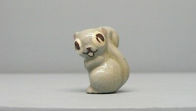 Early Hagen Renaker Gray Squirrel