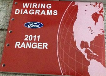 2002 ford ranger truck electrical wiring diagrams service shop 2011 ford ranger electrical wiring diagrams service shop repair manual 2011 ewd