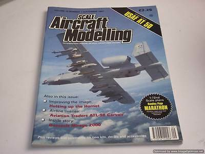 Scale Aircraft Modelling 1997 Sep - USAF at 50