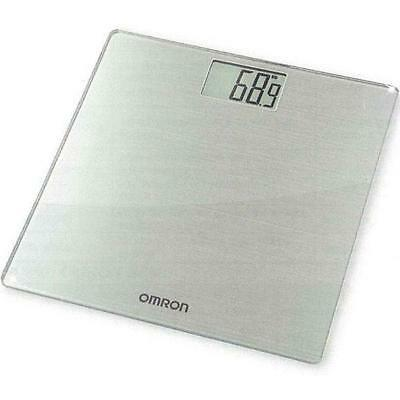 Omron HN288 Bathroom Scales Digital 180Kg Battery Powered Weight Difference New