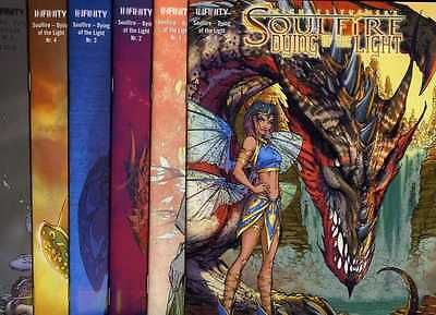 Auswahl = M.Turner SOULFIRE  Dying of the light # 0 - 5 + Variant ( Infinity )